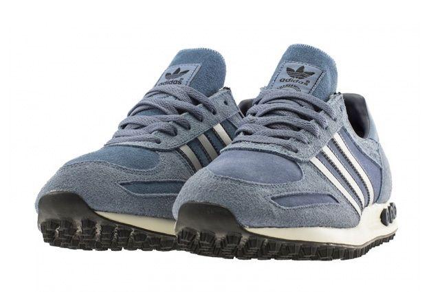 Adidas La Trainer Slate Metallic Silver 2