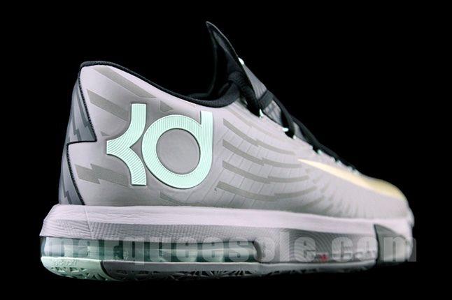 Nike Kd Vi Grey Mint 1