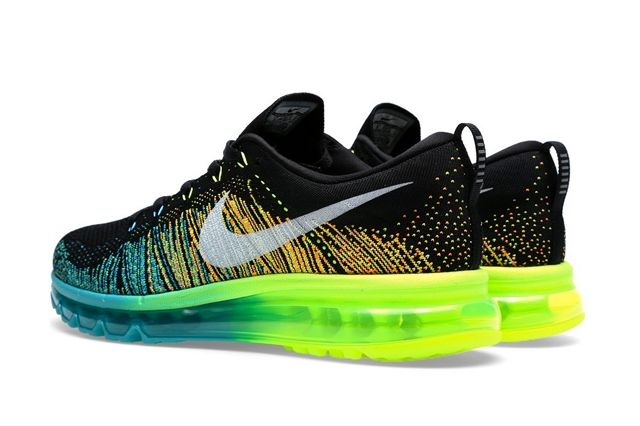 Nike Flyknit Max Turbo Green 4