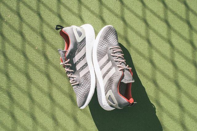 Adidas Primeknit Pureboost Grey 7