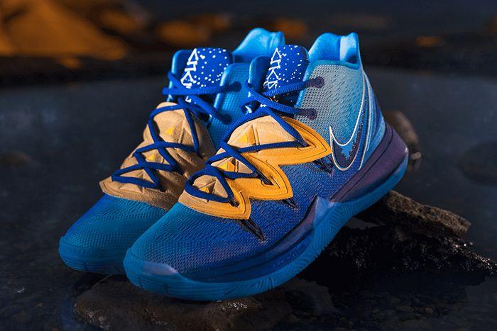Concepts Nike Kyrie 5 Orions Belt Release Date Hero