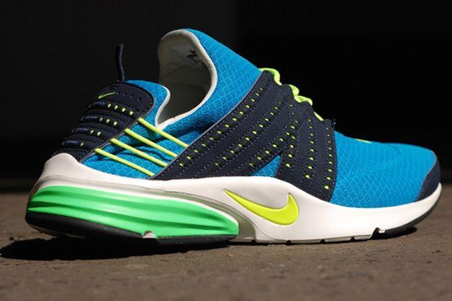 Nike Lunar Presto Neoturquoise Volt Heel Quarter 1