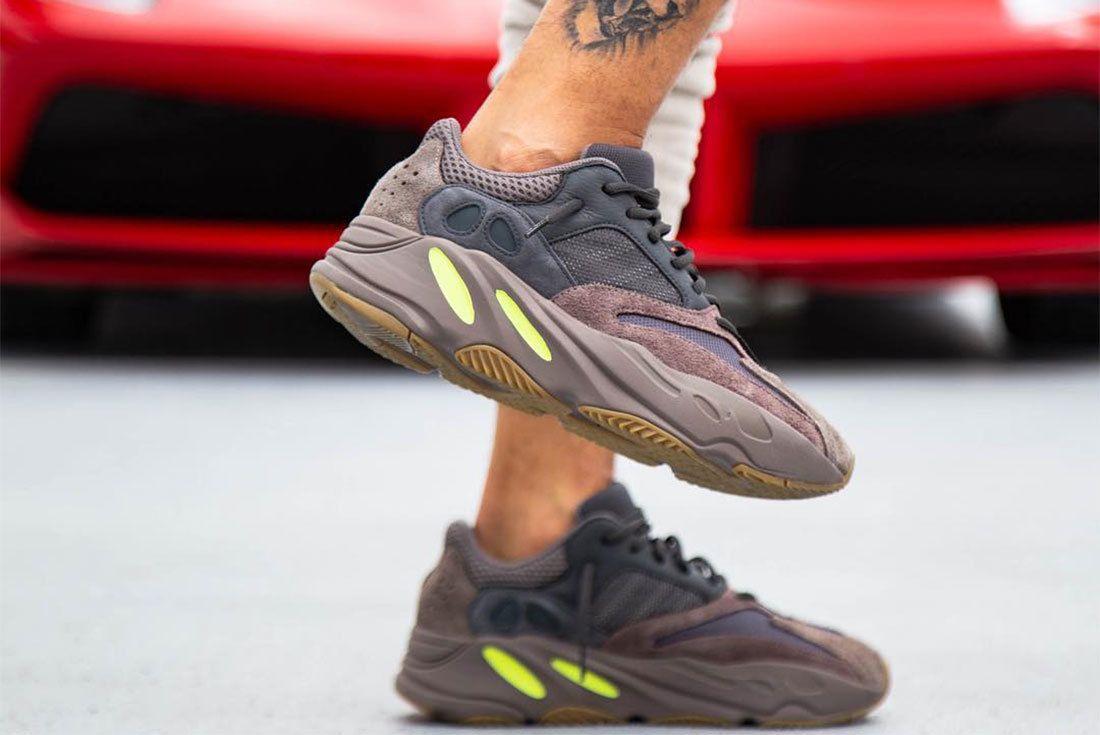 Yeezy Boost 700 Mauve Sneaker Freaker