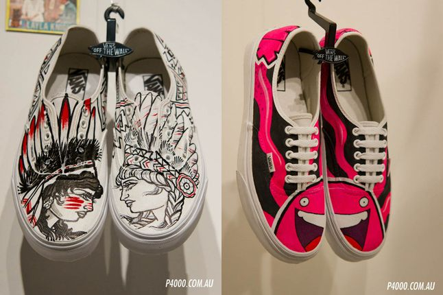 One Offs Sneak Destroy Vans 13 1