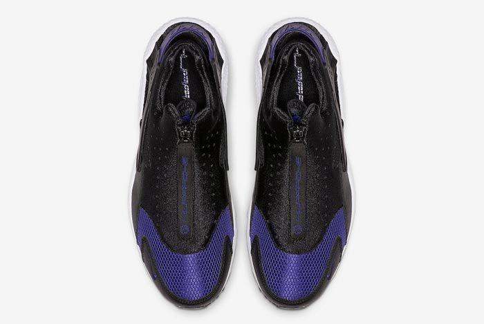 Nike Air Huarache Run Ext Zip Top