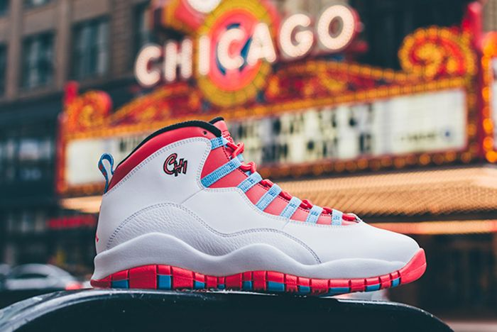 Air Jordan 10 Chi City6