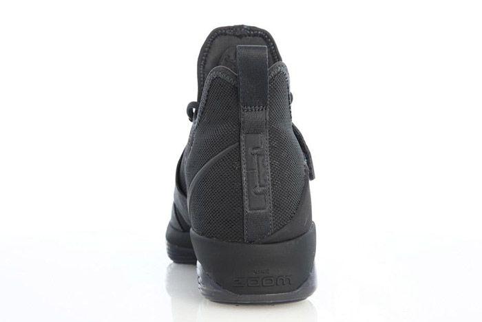 Nike Lebron 14 Triple Black 6