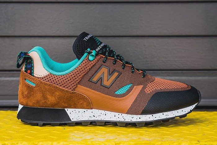 New Balance Trailbuster Reengineered Brown 1