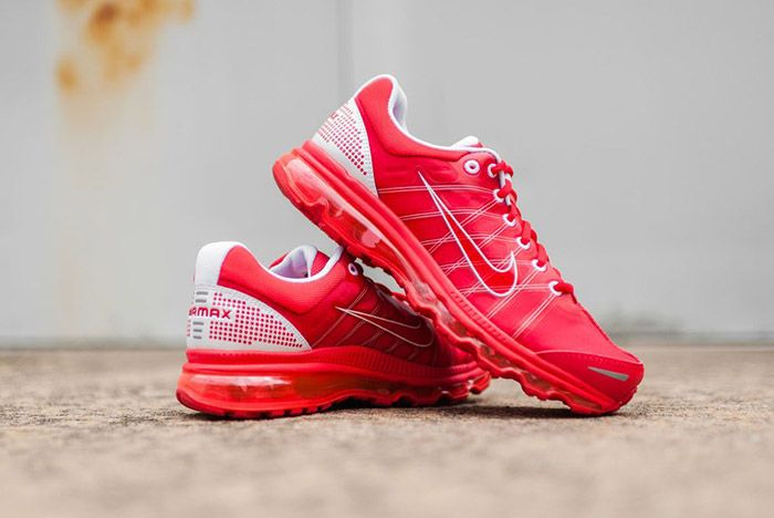 Nike Air Max 2009 Action Red 8