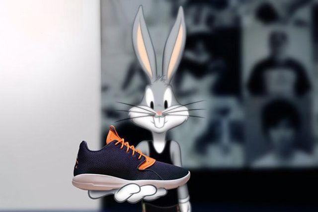Jordan Eclipse Bugs Bunny 1