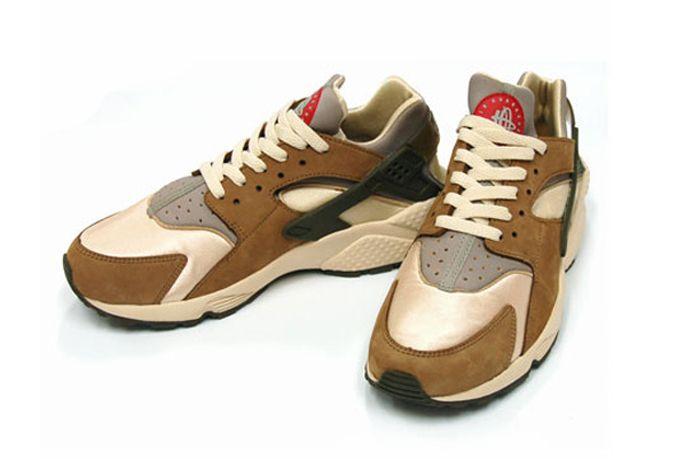 Stussy Nike Huarache Front Toe Full