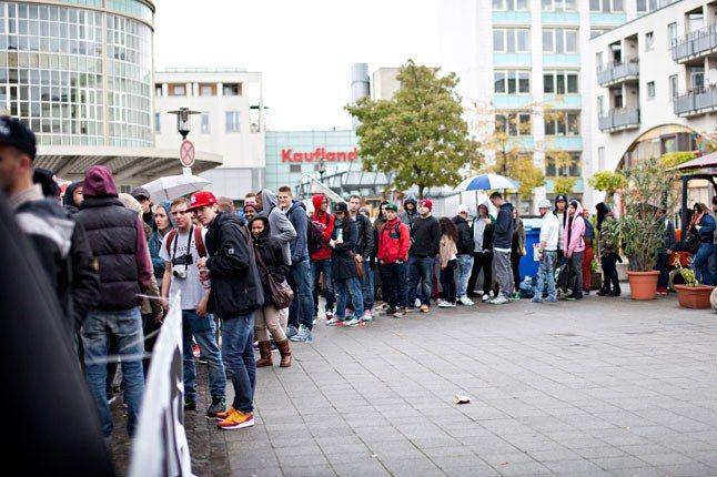 Sneakerness Cologne Crowd 1
