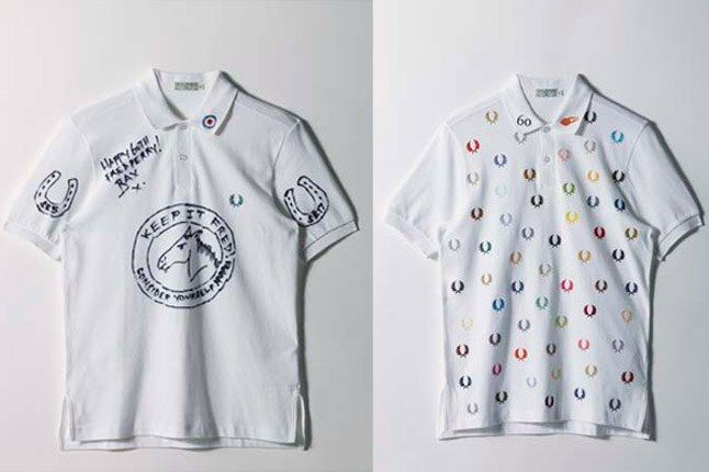 Bax And Beams Custom Fred Perry Shirts 1