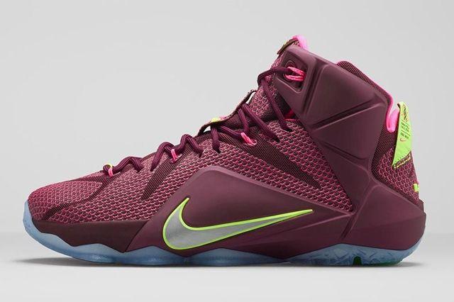 Nike Lebron 12 Double Helix 6