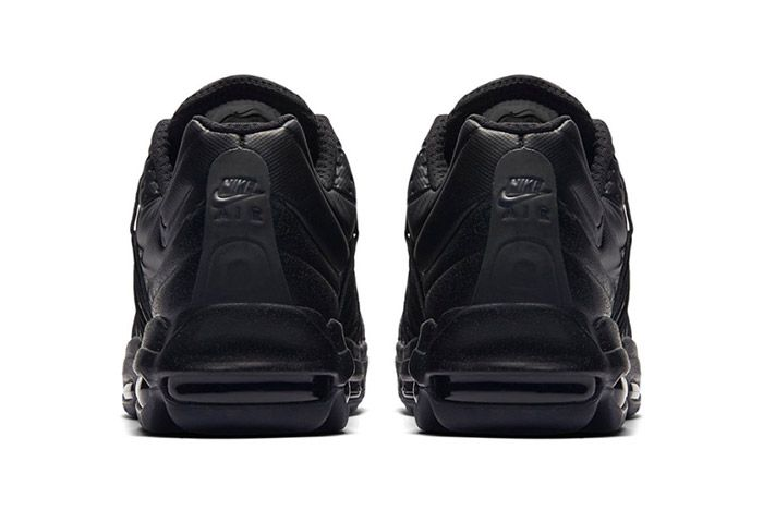 Nike Air Max 95 Ultra Premium Se Black 3
