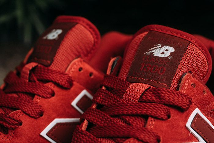 New Balance Made In Usa 1300 Csu Red 7