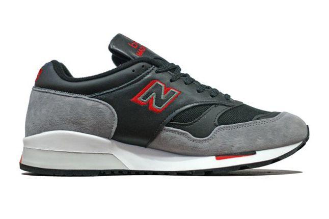 New Balance 1500 Grey Red Black Profile 1