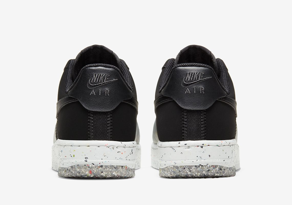 Air Force 1 Crater Heel