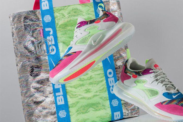 Odell Beckham Jr Nike Air Max 720 Obj Ck2531 900 Release Date Solebox