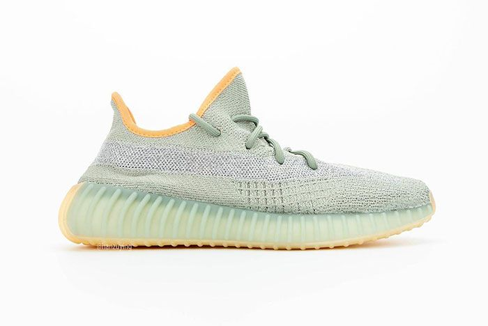 Adidas Yeezy Boost 350 V2 Desert Sage Right 2