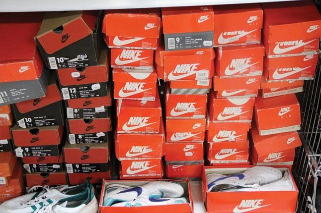 Vintage Sneakers Scandinavia 33 1