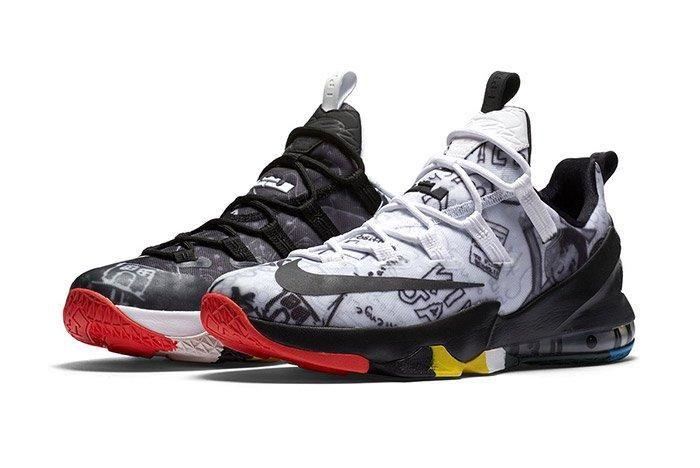 Lebron James Foundation Nike 13 7