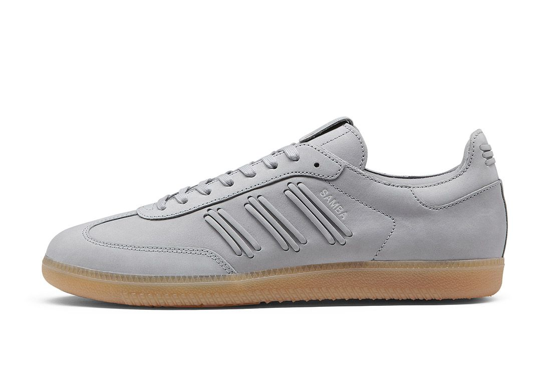 Adidas Consortium Womens Samba Deep Hue Pack Grey 3