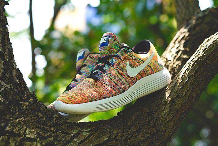 Nike Lunarepic Low Flyknit Rainbow 4