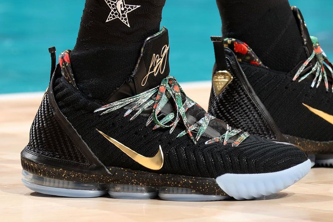 Top 10 Sneakers All Star Weekend Header
