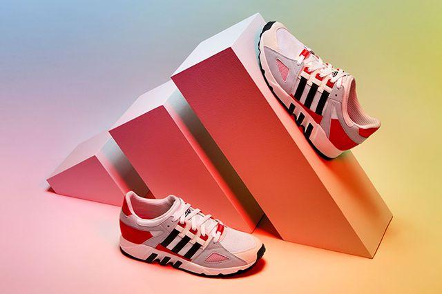 Adidas Eqt Running Guidance 93 Og Red2