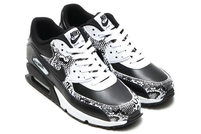 Nike Air Max 90 Gs Blackblack White