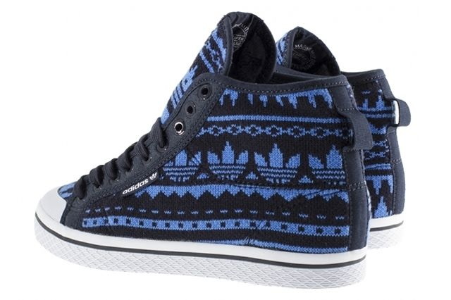 Adidas Originals Honey Hook Blast Blue Pair