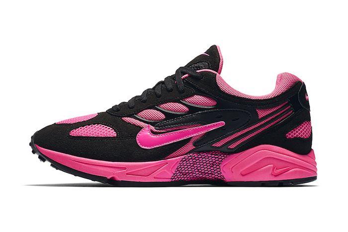 Nike Air Ghost Racer Black Pink Blast Cu1927 066 Release Date Lateral