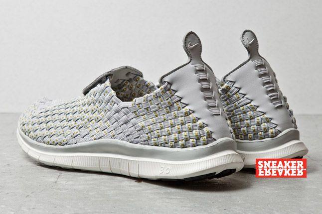Nike Free Woven Army 3 1