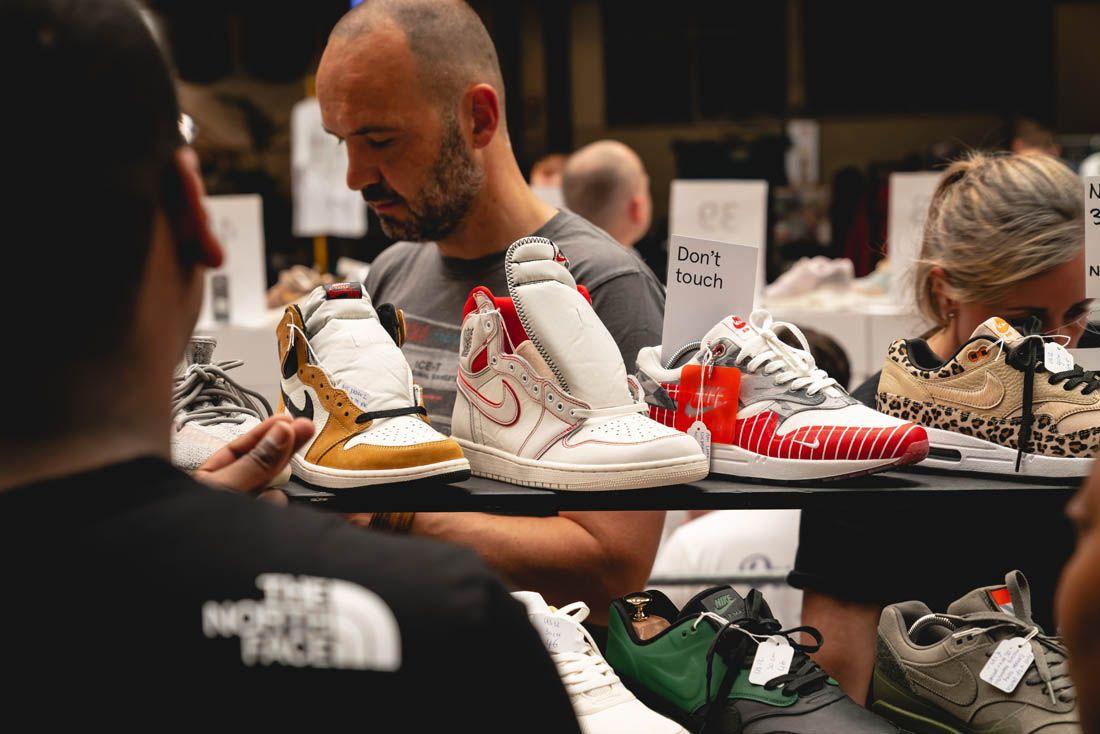 Sneakerness Amsterdam 2019 Event Recap 19 Air Jordan 1 White