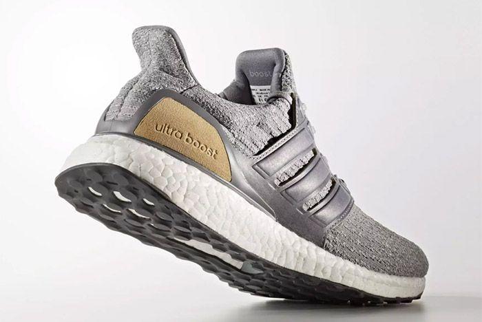 Adidas Ultra Boost 3 0 Grey Leather 3