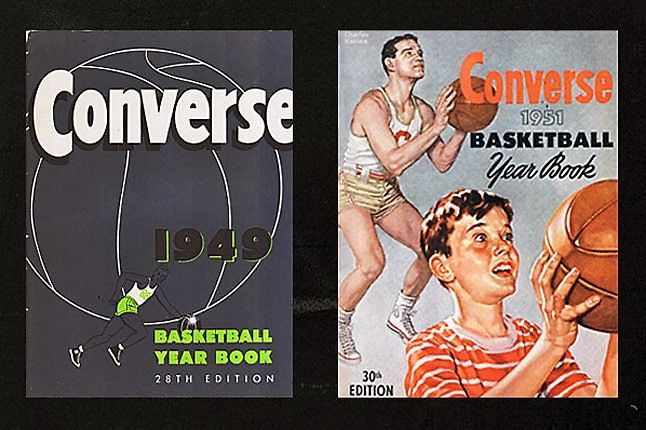 Converse Yearbook 1949 1951 1