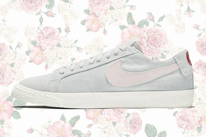 Nike Sb Zoom Blazer Flower 4