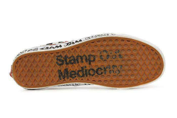 Slam Jam X Vans Slip On 4
