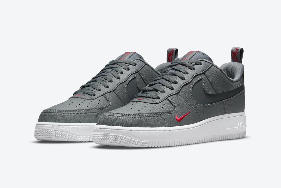 Nike Air Force 1 'Reflective Swooshes'