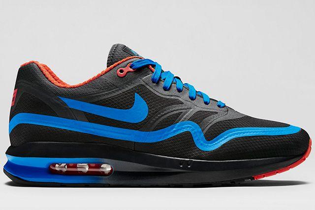 Nike Air Max Lunar Blue 3