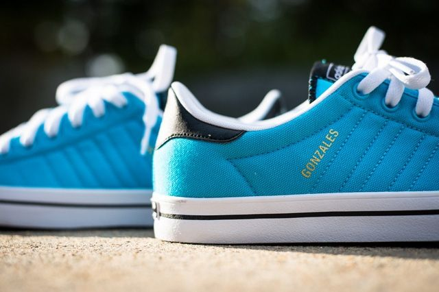 Adidas Mark Gonzalez Adicourt As Aqua 2