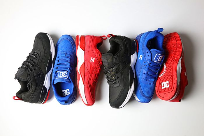 Dc Shoes E Tribeka Group Shot Sneaker Freaker