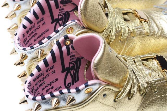 Melody Eshani Reebok Classic Love Shoe 2