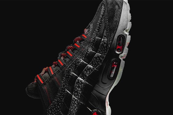Nike Air Max 95 Infrared Sneaker Freaker2