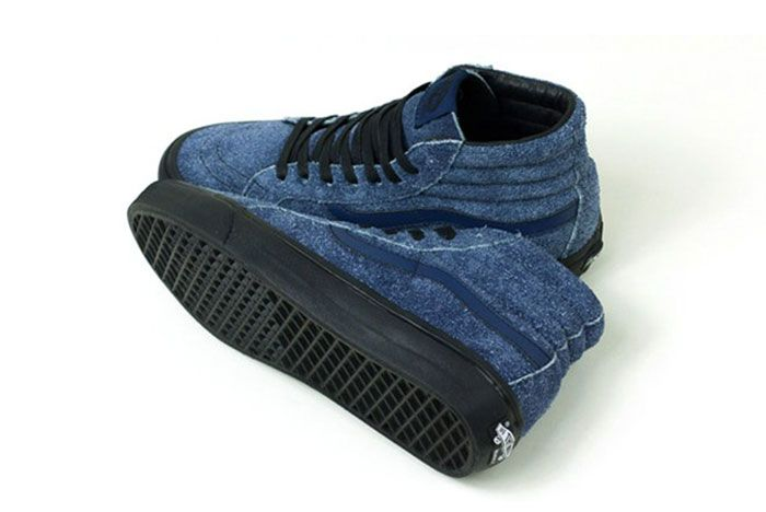 Maiden Noir X Vans Brushed Suede Pack 5