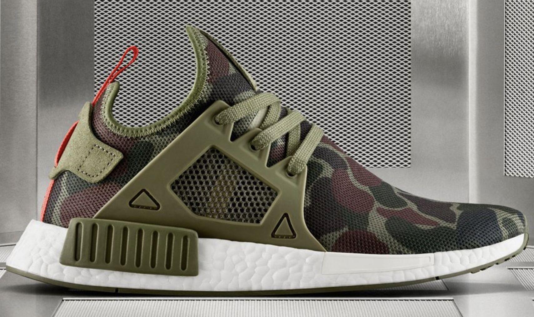 Adidas Nmd Xr1 Drop 1