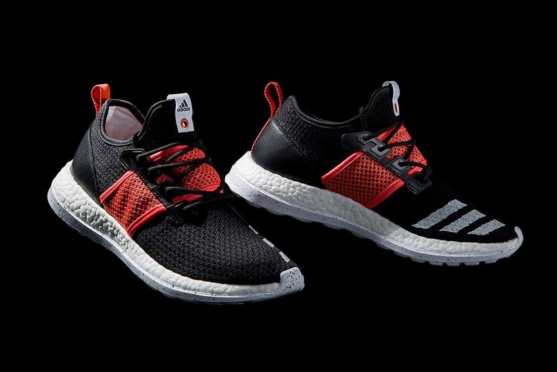 Adidas Consortium Livestock Pureboost Zg Primeknit Black 4
