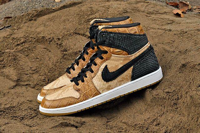 Jbf Customs Nike Air Jordan 1 Desert Storm 6
