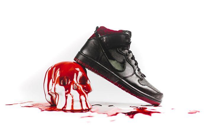 Nike Dunk Hi Coffin 2